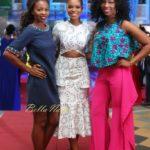 Lamide Akintobi, Zainab Balogun & Bolanle Olukanni