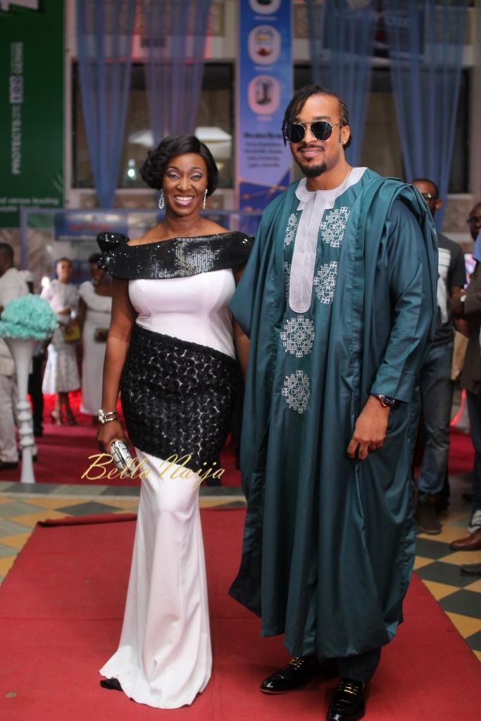 Funlola Aofiyiebi-Raimi & Bryan Okwara