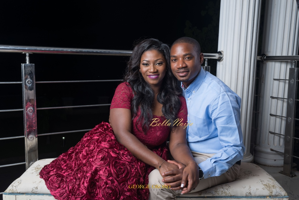 Fola - Biodun - Pre-Wedding - George Okoro - Exquiste Events - 2016 - 3