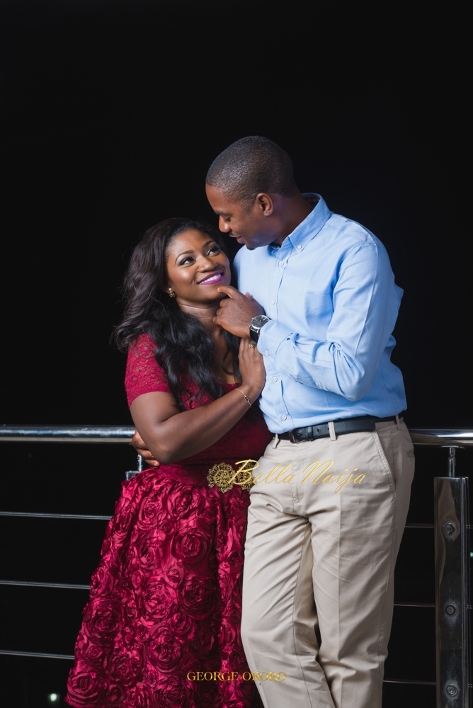 Fola - Biodun - Pre-Wedding - George Okoro - Exquiste Events - 2016 - 7