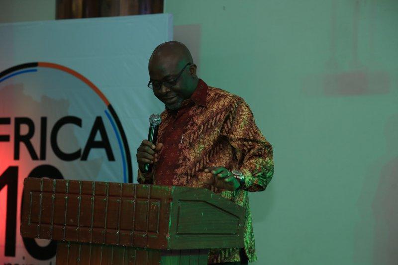 Rt Hon Bethel N. Amadi, former President Pan Africa Parliament.