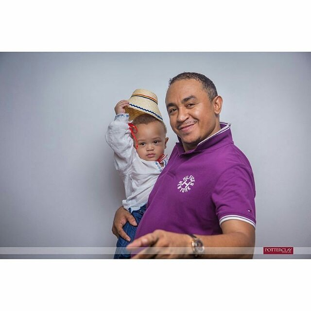 Freeze and Baby Son