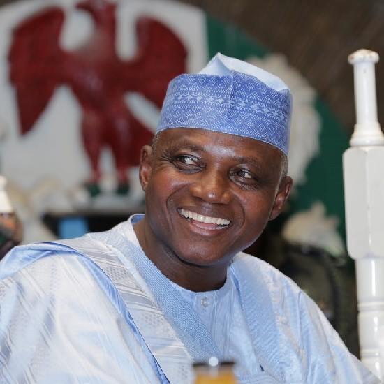 Garba Shehu, President Buhari's Spokespman