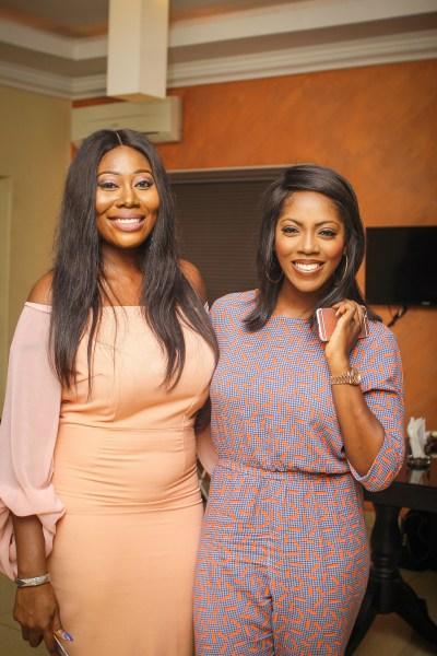 Gbemi & Tiwa-Savage