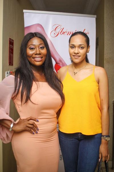 Gbemi & Tania Omotayo