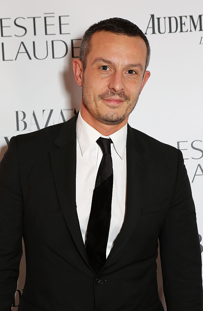 attends the Harper's Bazaar Women of the Year Awards 2015 at Claridges Hotel on November 3, 2015 in London, England.
