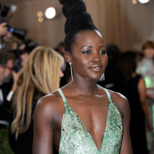 "NEW YORK, NY - MAY 02:  Lupita Nyong'o attends ""Manus x Machina: Fashion In An Age Of Technology"" Costume Institute Gala at  (Photo by Rabbani and Solimene Photography/Getty Images)"