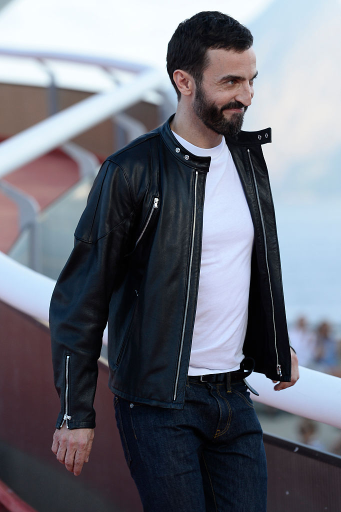 NITEROI, BRAZIL - MAY 28:  Nicolas Ghesquiere attends at Louis Vuitton 2017 Cruise Collection at MAC on May 28, 2016 in Niteroi, Brazil.  (Photo by Fernanda Calfat/Getty Images)