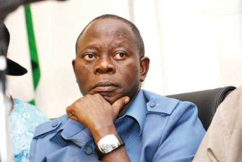 Oshiomhole reportedly detained by DSS, asked to Resign | BellaNaija