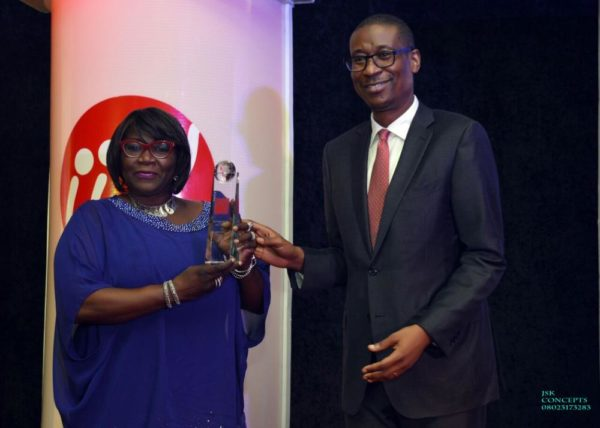 ISON GROUP won DELIVERING EXCELLENCE IN CORPORATE SOCIAL RESPONSIBILITY awarded by His Excellency Honorable Minister of Industry, Trade and Investment Dr Okechukwu Enelamah