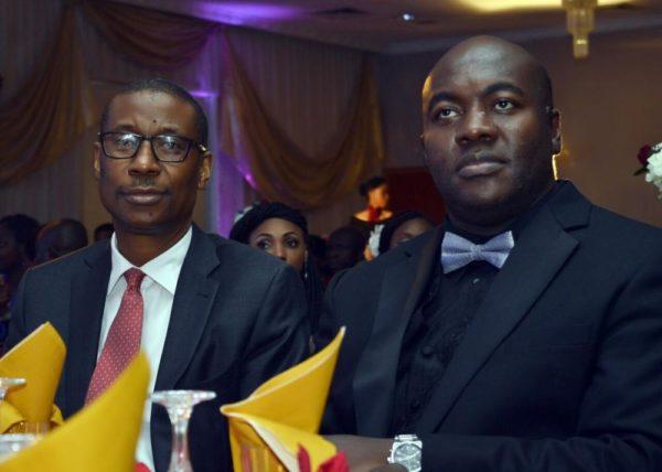 H.E Dr Okechukwu Enelamah and Mr Kunle Malomo