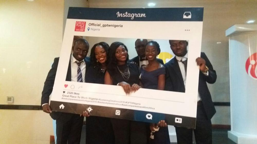 Team Great Place to Work Nigeria