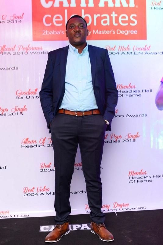 Head of Marketing, Brian Munro Limited, Abayomi Ajao