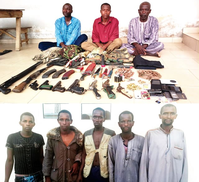 Herdsmen Arrested