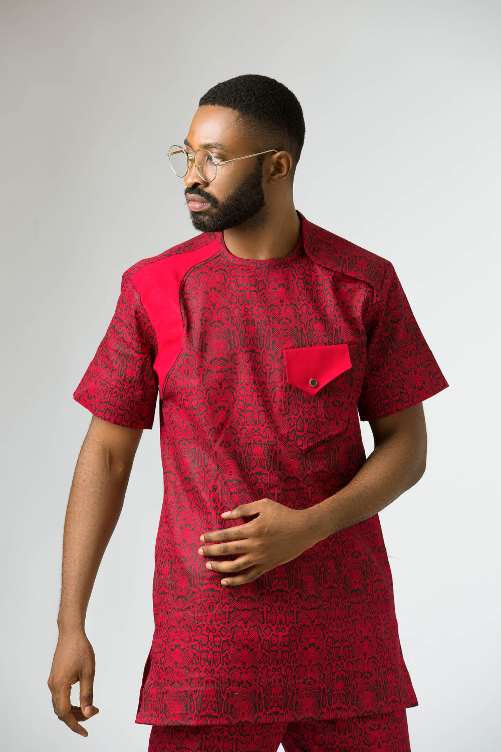 Ric Hassani Vector Tha Viper And Bolu Olaitan Star In Sammies Couture Exciting 2016 Collection
