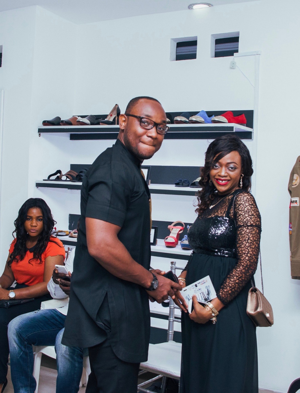 Ikechukwu 'Tripp' Ebube & Okakwu Ifeyinwa