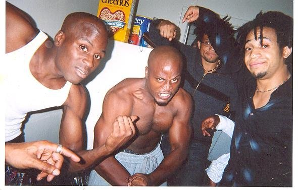 Ikechukwu and Uzikwendu Throwback