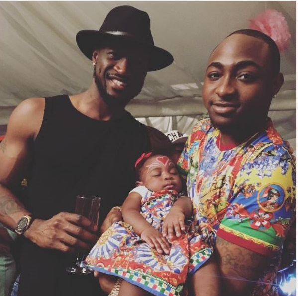Imade-First-Birthday-3 Photos From Baby Imade's Star-Studded Birthday With Eniola Badmus, Peter Okoye & More Entertainment