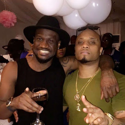 Imade-First-Birthday-4 Photos From Baby Imade's Star-Studded Birthday With Eniola Badmus, Peter Okoye & More Entertainment