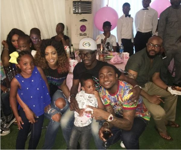 Imade-First-Birthday-7-600x497 Photos From Baby Imade's Star-Studded Birthday With Eniola Badmus, Peter Okoye & More Entertainment