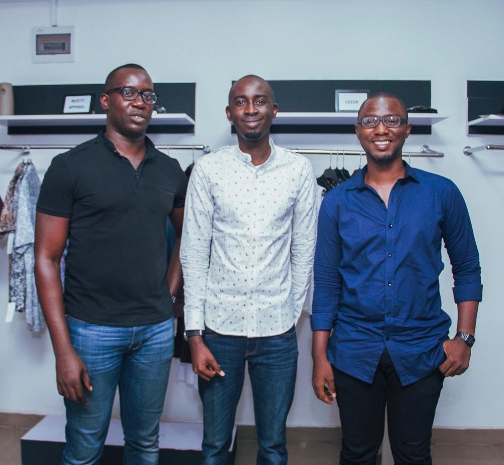 Joseph Ike, Ibrahim Aminu, Olamide E