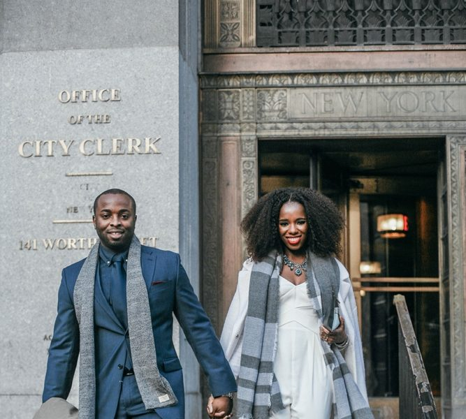 A Union Of Greater Heights! Joy And Obi's Adorable Love