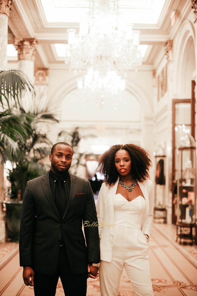 Joy and Obi City Hall New York Wedding_Plaza Hotel_BellaNaija 1