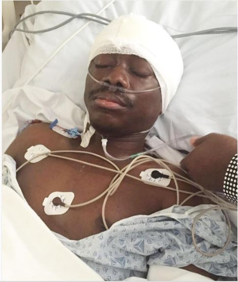 Image result for julius agwu brain surgery