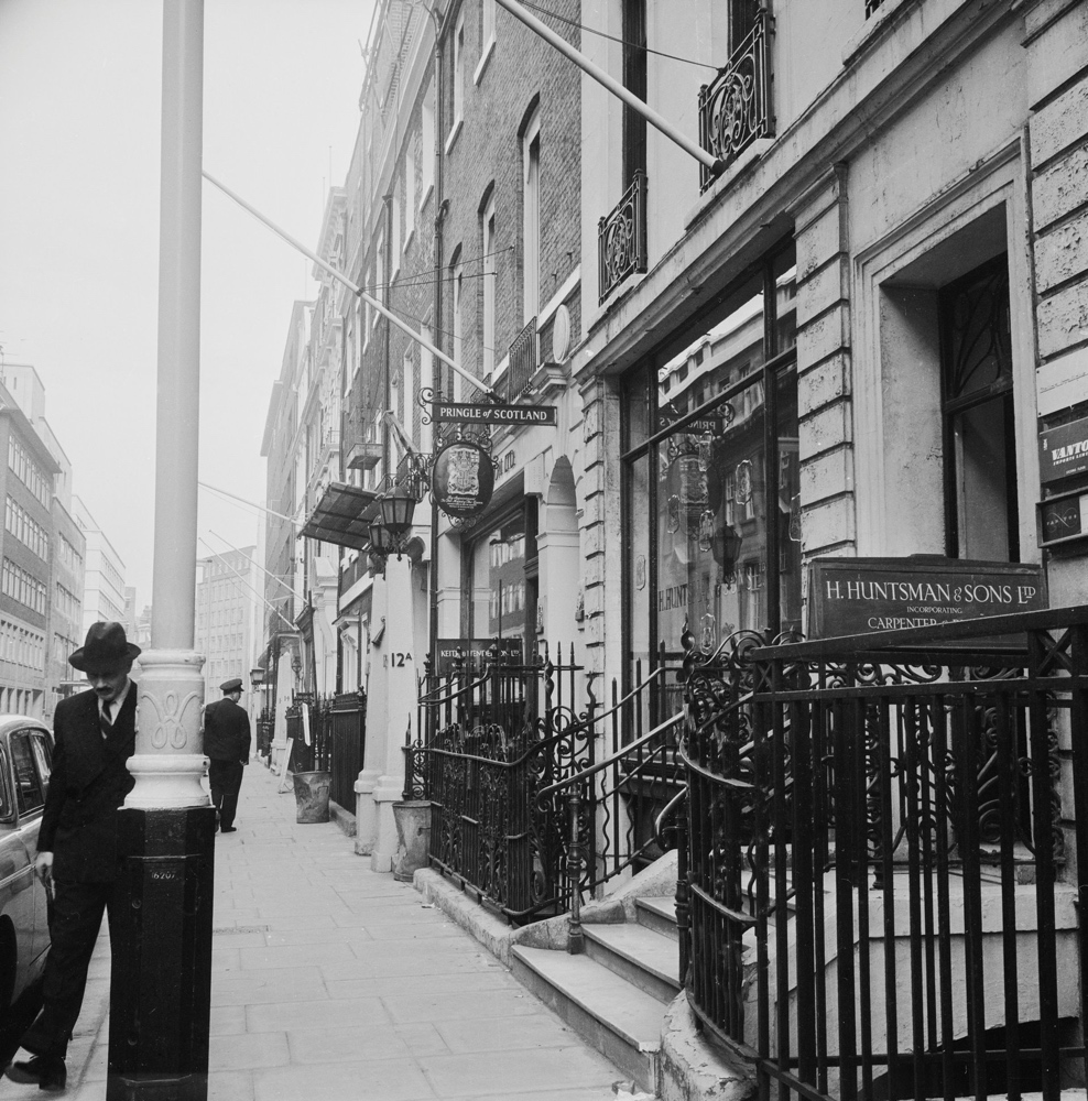 Savile Row, EST 1810