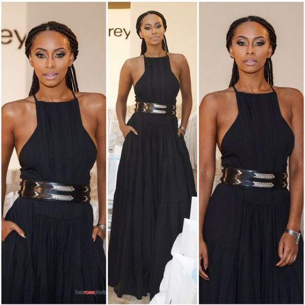 Terrific Keri Hilson Cant Wait To Come Back To Lagos Have Some Jollof Hairstyle Inspiration Daily Dogsangcom