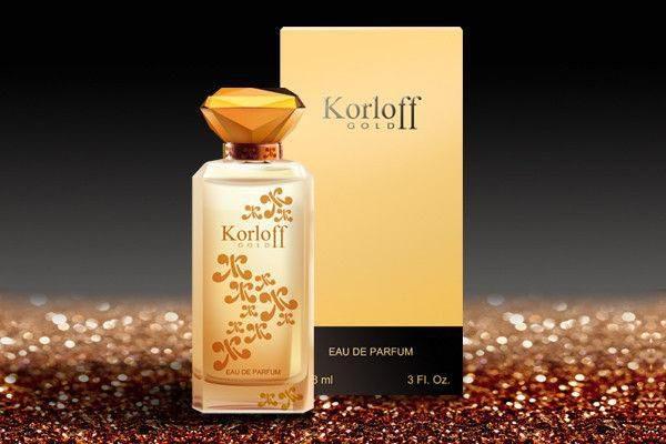 Korloff 3- gold