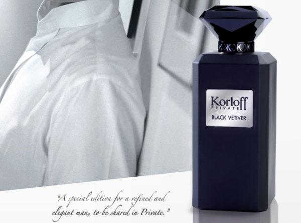 Korloff 6-black velvet
