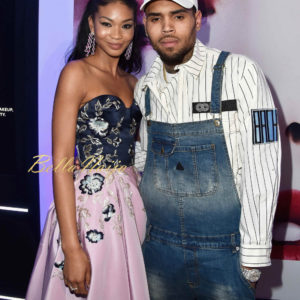 Chanel Iman & Chris Brown