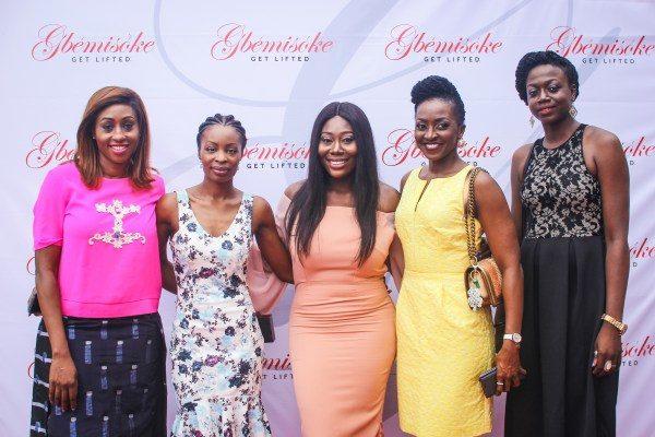 Veronica Odeka, Lamide Akintobi, Gbemi, Kate Henshaw & Phoenix O