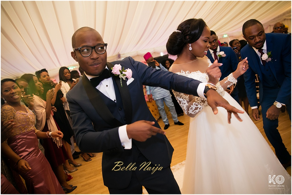 Lanre - Kay - White - London Wedding - BellaNaija - 2016 1