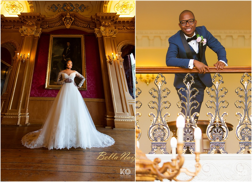 Lanre - Kay - White - London Wedding - BellaNaija - 2016 10