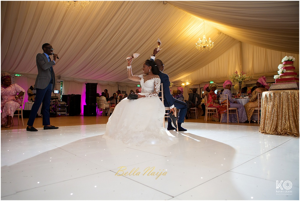Lanre - Kay - White - London Wedding - BellaNaija - 2016 2
