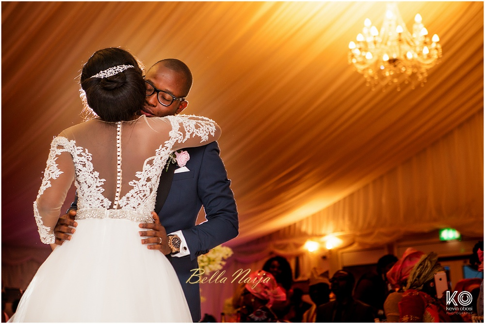 Lanre - Kay - White - London Wedding - BellaNaija - 2016 4