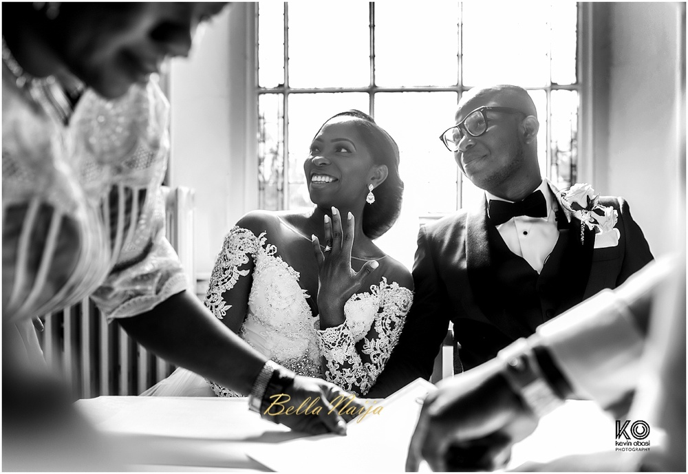 Lanre - Kay - White - London Wedding - BellaNaija - 2016 7