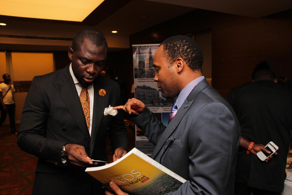 Launch of The State of Lagos Housing Market Report13