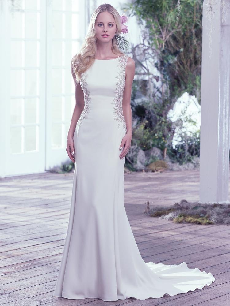 Maggie-Sottero-Andie-BN Bridal - BellaNaija - 2016