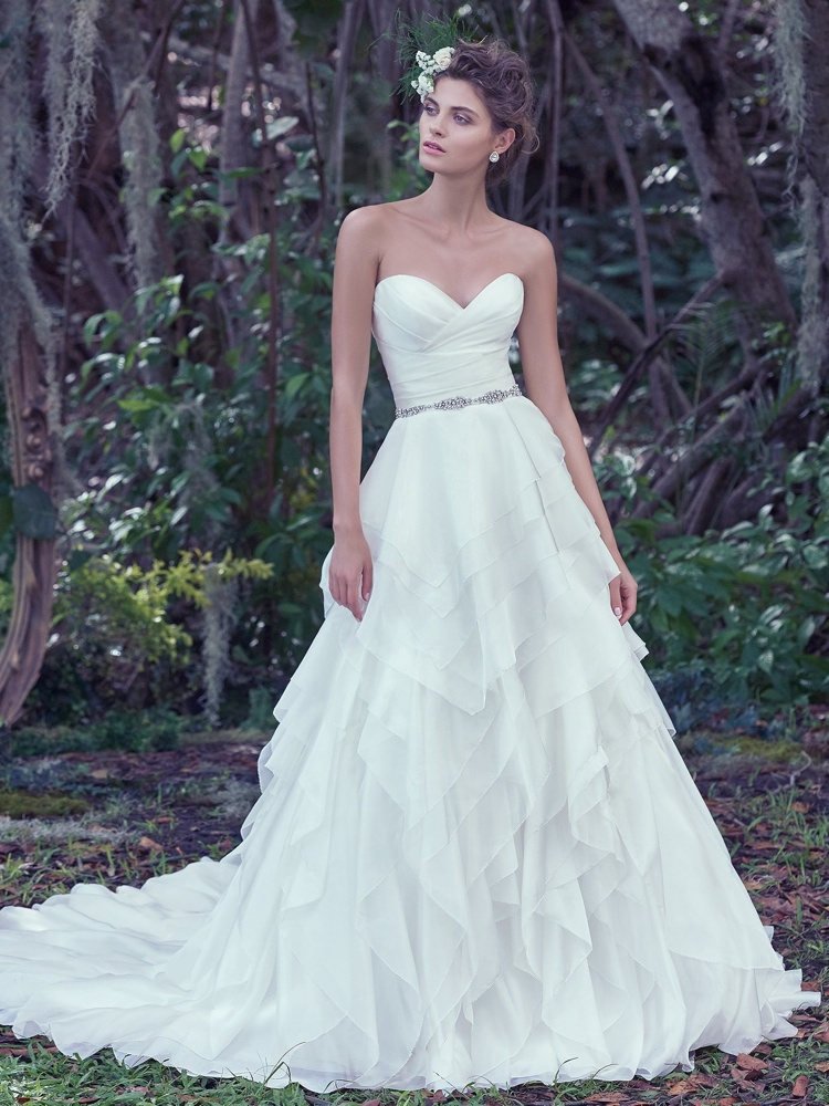 Maggie-Sottero-Auburn--BN Bridal - BellaNaija - 2016