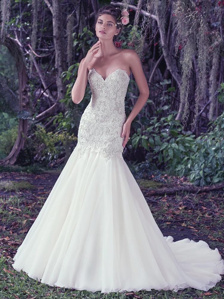 Maggie-Sottero-Baxter-BN Bridal - BellaNaija - 2016