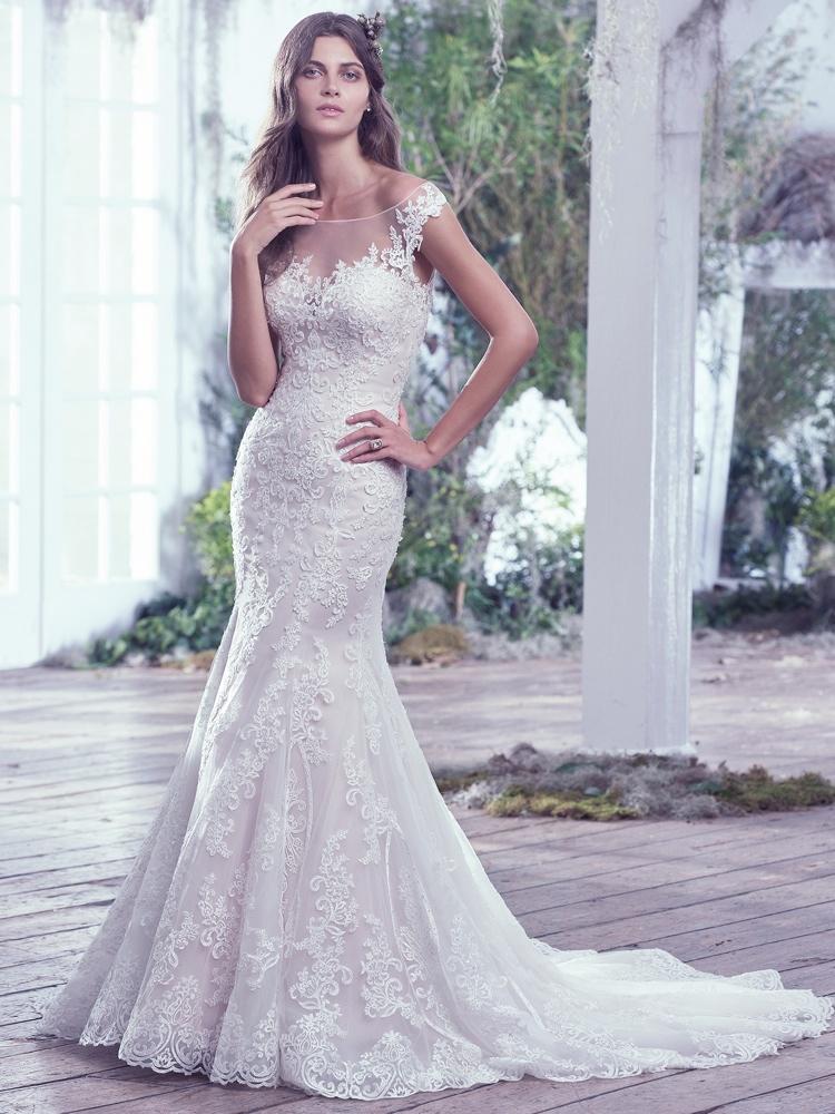 Maggie-Sottero-Carson--BN Bridal - BellaNaija - 2016