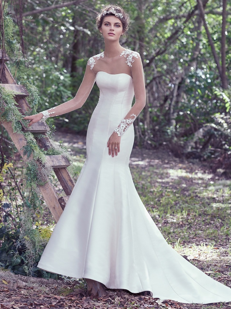 Maggie-Sottero-Dante-BN Bridal - BellaNaija - 2016