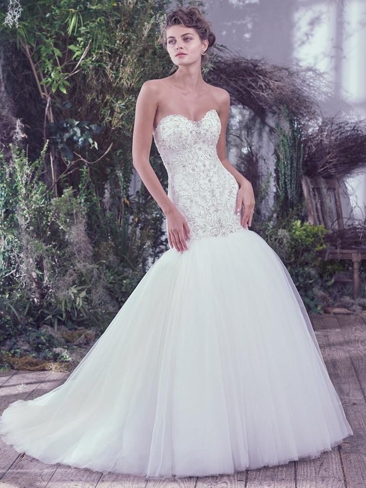 Maggie-Sottero-Daryl-BN Bridal - BellaNaija - 2016
