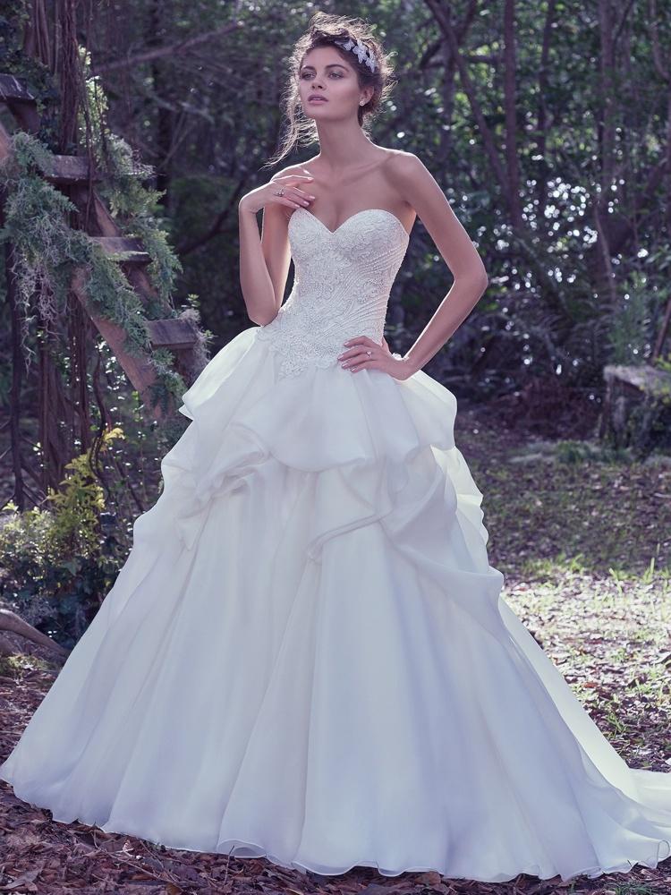 Maggie-Sottero-Florentina-BN Bridal - BellaNaija - 2016