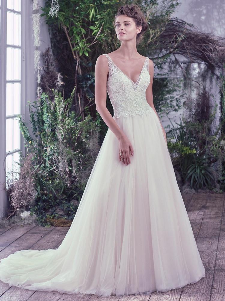 Maggie-Sottero-Jovanna--BN Bridal - BellaNaija - 2016