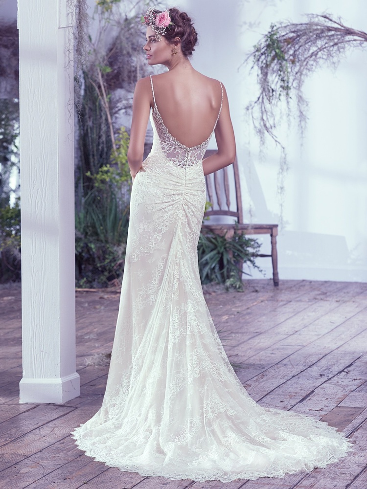 Maggie-Sottero-Kaari-BackBN Bridal - BellaNaija - 2016