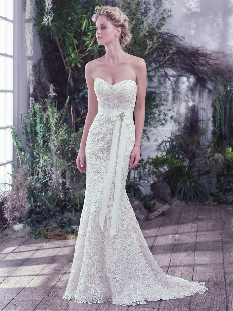 Maggie-Sottero-Lottie-BN Bridal- BellaNaija - 2016